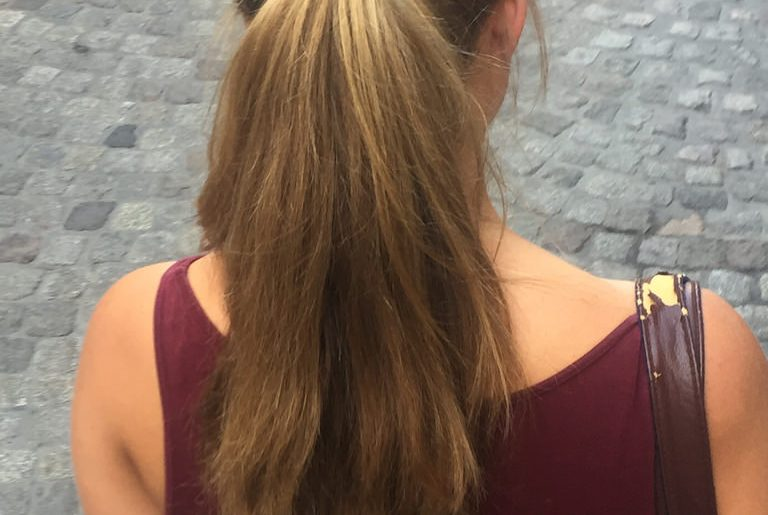 Three Ways To Get A Thicker Ponytail Using Extensions Rock Pamper